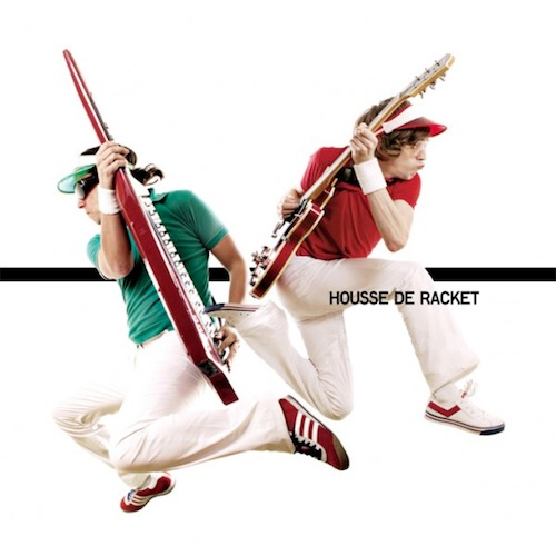 Housse de racket alesia electro synth pop france for Oh yeah housse de racket