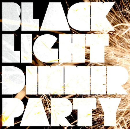 Black Light Dinner Party
